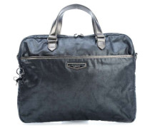 City Kaitlyn 15'' Aktentasche mit Laptopfach metal