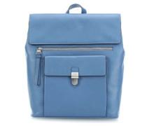 Sporty 10'' Rucksack blau
