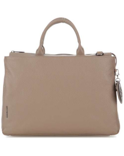 Mellow Leather Handtasche taupe