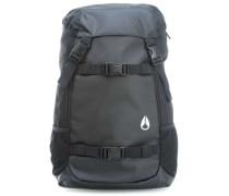 Landlock II 15'' Laptop-Rucksack schwarz