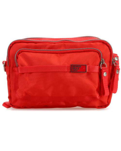 Love Letters Schultertasche rot