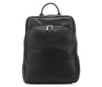 RFID Laptop-Rucksack 15.6″ schwarz