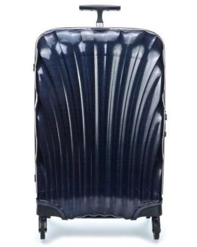 Samsonite Damen Cosmolite 3.0 4-Rollen Trolley dunkelblau 81 cm