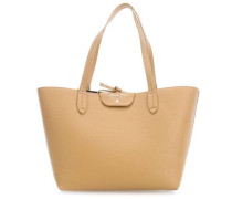 reversible Shopper beige