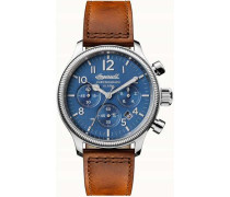 Discovery The Apsley Chronograph silber