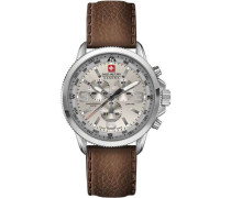 Arrow Chrono Chronograph silber