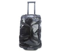 Black Hole M 70L Rollenreisetasche schwarz
