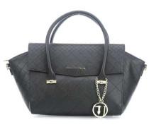 Levanto Quilted Handtasche schwarz