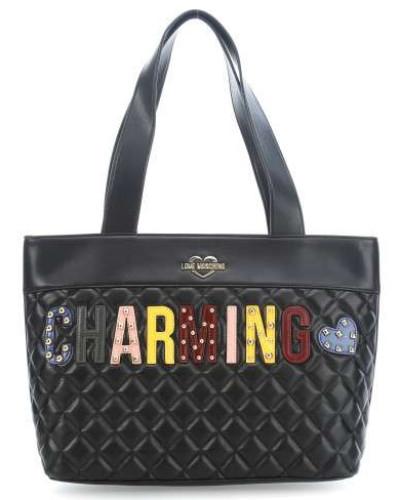 Fun Quilting Handtasche schwarz