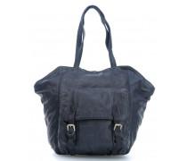 One Handtasche dunkelblau
