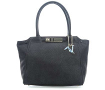Diane Ecoleather Grain Handtasche schwarz