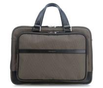 """Fairbrook 15.6"""" Aktentasche mit Laptopfach schwarz"""