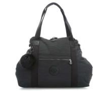 Basic Plus Art M Reisetasche schwarz