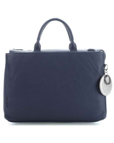 Mellow Leather Handtasche blau