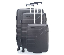 Vector SET Trolley-Set anthrazit