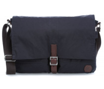 Kristofer M 13'' Aktentasche mit Laptopfach blaugrau