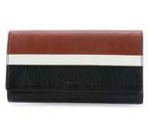 Emma RFID Geldbörse schwarz