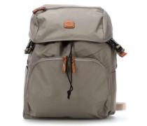 X-Bag X-Travel Rucksack grau