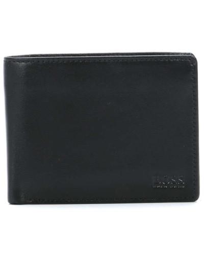 Leather Small Arezzo Geldbörse schwarz