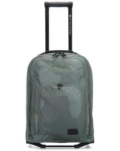 Terminal 40 Rollenreisetasche 17″ olivgrün