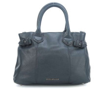 Modern Handtasche dunkelblau