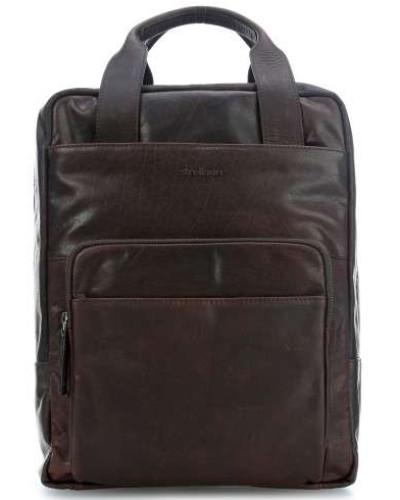 Coleman 2.0 Laptop-Rucksack 16″ dunkelbraun