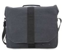 Lawrence 2 15'' Laptop Messenger schwarz