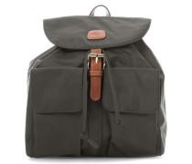 X-Bag X-Travel Rucksack olivgrün