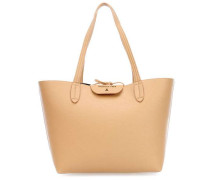 Double Wendeshopper Shopper beige