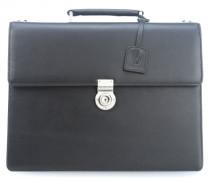 London 16'' Aktentasche mit Laptopfach schwarz