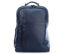 Pulse 15'' Laptop-Rucksack blau