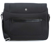 Business Basic 16'' Laptop Messenger schwarz