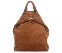 Motala X-Change (3in1) Bag S Rucksack cognac