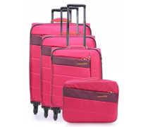 Kite SET Trolley-Set pink