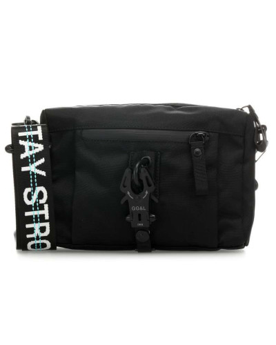 Roots Strong The Drops Schultertasche schwarz