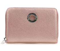 Mellow Lux Geldbörse metallic pink