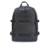 Pegasus 15'' Laptop-Rucksack schwarz