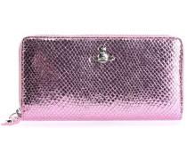 Verona Geldbörse metallic pink