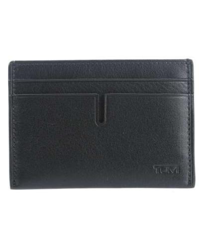 Nassau SLG Slim RFID Kreditkartenetui schwarz