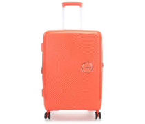 Soundbox 4-Rollen Trolley orange 67 cm