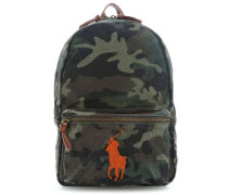 Signature Pony Player Rucksack 14″ camouflage