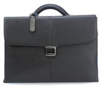 Sygnum M 15'' Aktentasche mit Laptopfach schwarz