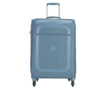 Dauphine 3 M Spinner-Trolley blau metallic