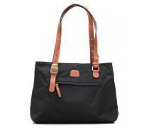 X-Bag X-Travel M Handtasche schwarz