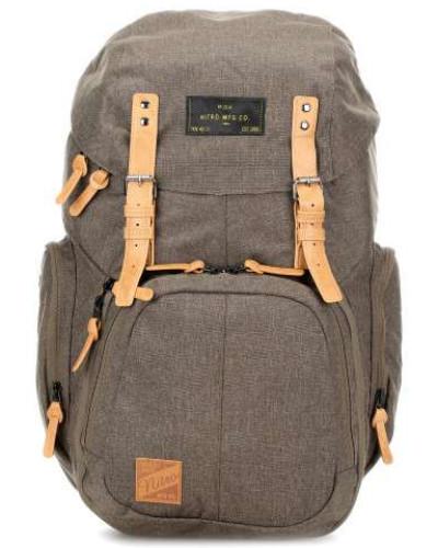 Weekender Rucksack 15″ khaki