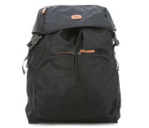 X-Bag X-Travel Rucksack noir