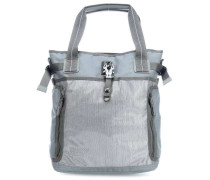 Qukoo Nylon Fire Frei Shopper metal