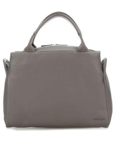 Mellow Leather Handtasche dunkelgrau