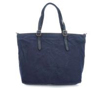 Eucalipto Shopper blau