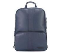Steve 4 17'' Laptop-Rucksack dunkelblau